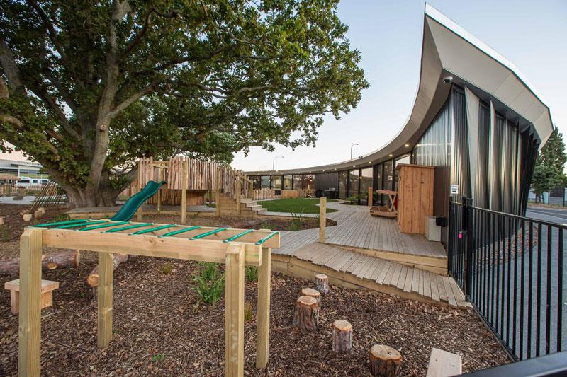 Chrysalis Childcare Centre Nz Metal Roofing Manufacturers