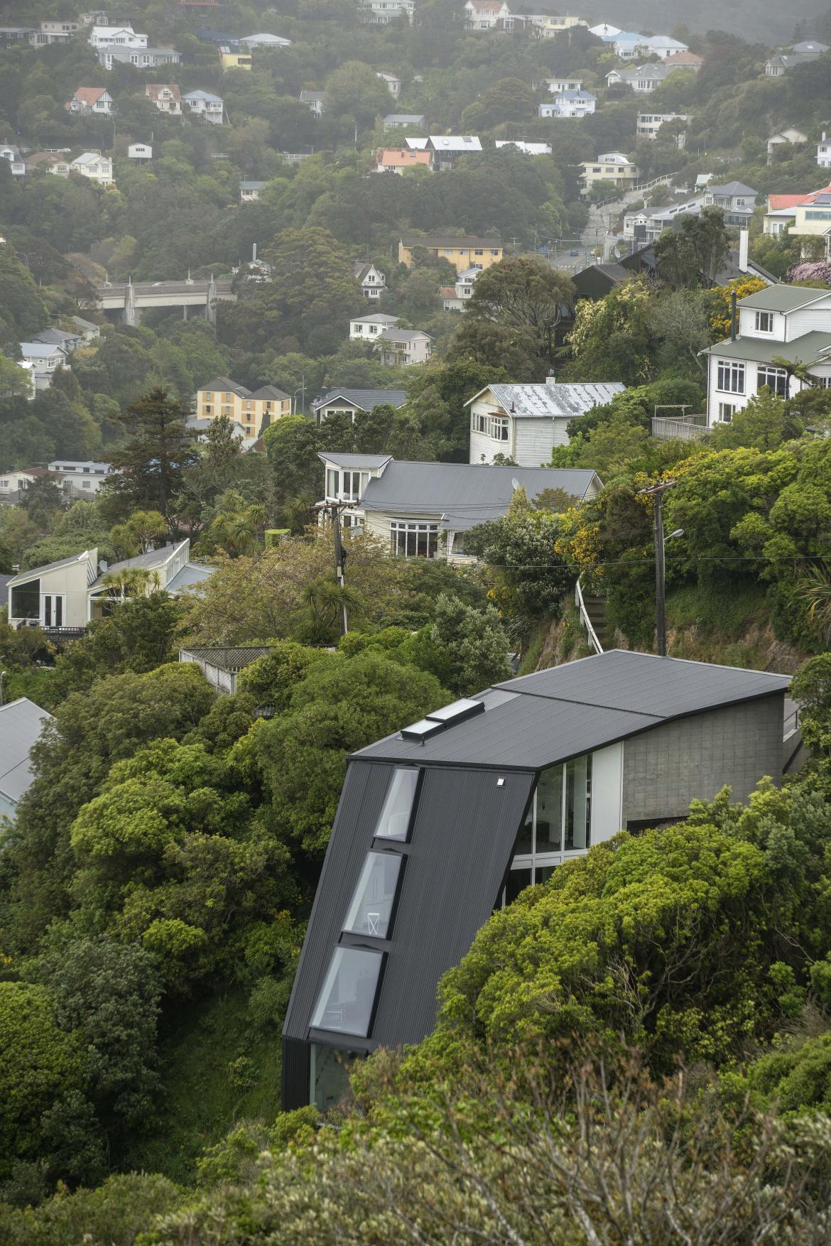 Revolutionary build | NZ Metal Roofing Manufacturers