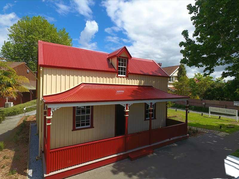 Wyllie Cottage Gisborne Nz Metal Roofing Manufacturers