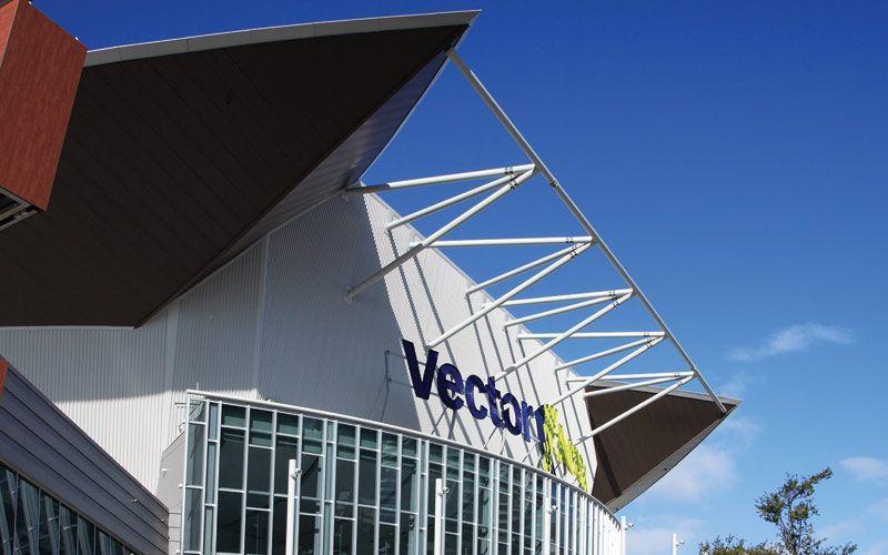 Vector Arena  Auckland'S Waterfront Jewel | NZ Metal Roofing