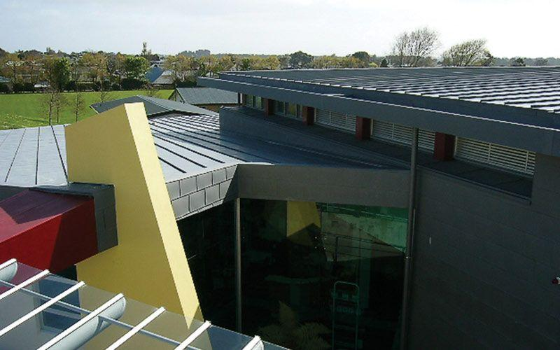 James Hargest College Library Development   NZ Metal Roofing