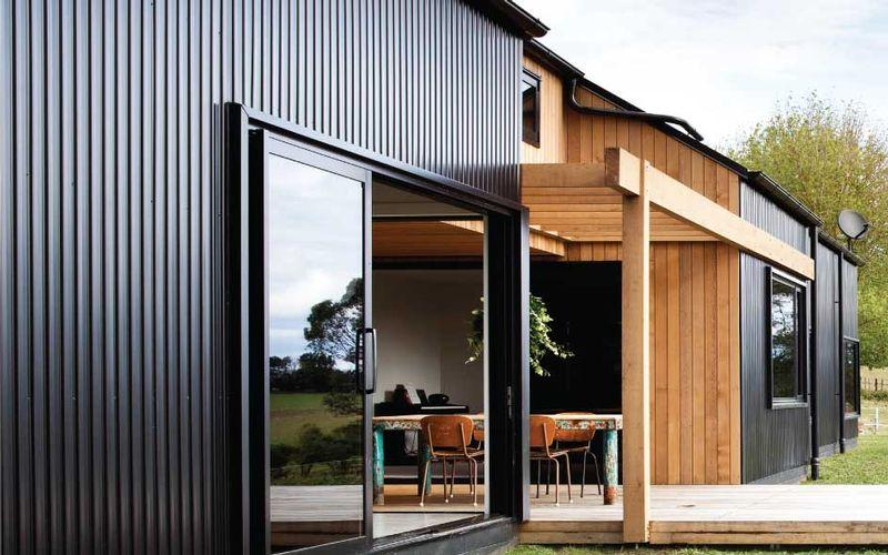 Tane Cox Of Red Architecture Winner Of The Adnz Supreme